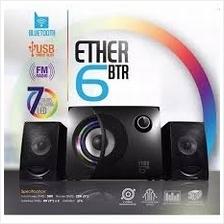 VINNFIER 2.1 BLUETOOTH SPEAKER (ETHER 6 BTR)