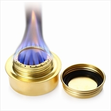 ALCOHOL BURNER COPPER ALLOY STOVE FOR OUTDOOR CAMPING