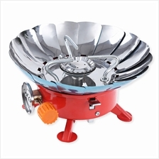 WINDPROOF 1-BURNER 2800W STOVE FOR OUTDOOR PICNIC