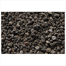 BLACK LAVA ROCK - 1kg - 3-5mm