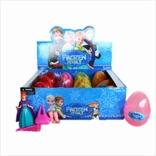 Frozen  – 12 in 1 Deformation Eggs with Random Characters (10cm)