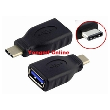 USB 3.1 Type-C Male to USB 3.0 Female OTG Adapter (CP-C-204)