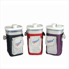CENTURY 1.5 LITRE TUMBLER WITH CARRY POUCH