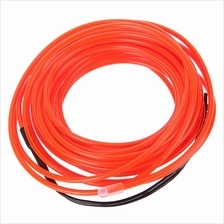 3V FLEXIBLE LED NEON LIGHT GLOW EL WIRE STRIP (RED, 1M/3M/5M)