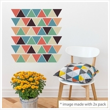 WALLSTICKERS TRIANGLES