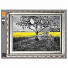 FRAME STICKER - YELLOW OILSEED RAPE FIELDS