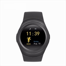 Smartwatch T11 Pro Bluetooth Smart Watch Nano SIM Card (Black)