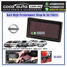NISSAN ALMERA 1.5 K&N High Performance Stock Air Filter