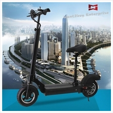 High 48V 18.2AH 80KM 10Inch Folding Foldable Electric Scooter Bike