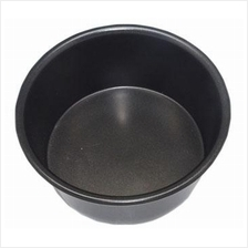 6 in Non Stick round cake tin cake pan