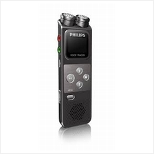 PHILIPS 8GB DIGITAL VOICE RECORDER (VTR6900/93) BLK