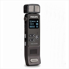 PHILIPS 8GB DIGITAL VOICE RECORDER WITH DOUBLE SPEAKER (VTR7100)