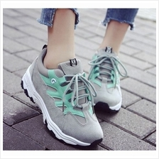 Mizora Women Classy High Sole Casual Sport Shoes (3 Color) MT021134