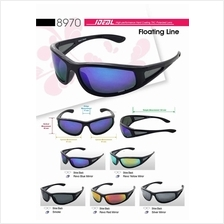 e9f1bccfdb44 IDEAL - Sports Wrap Polarized Sunglasses in FLOATING LINE - Model 8970