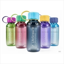 LifeStraw Play Kids Water Filter Bottle Leakproof Triton BPA BPO free
