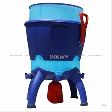 LifeStraw Community Water Purifier Filter Portable Gravity Powered 25L