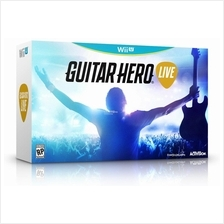 Guitar Hero Live - Wii U/PS4/Xbox