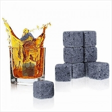 Natural Rock Whisky Cooling Stone 9 pcs