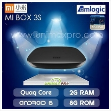 MiBox 3S TV BOX - M8S CS918 MI MYIPTV HDTV UNBLOCK UBOX TECH 3