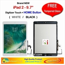 APPLE iPad 2 3 (9.7') Touch Screen Digitizer - FREE Tempered Glass