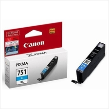 CANON INK CARTRIDGE CLI-751XL (CYAN) *SEALED PACK*