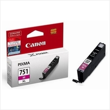 CANON INK CARTRIDGE CLI-751XL (MAGENTA) *SEALED PACK*