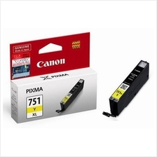 CANON INK CARTRIDGE CLI-751XL (YELLOW) *SEALED PACK*