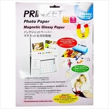 PRINZET A4 MAGNETIC MATTE PHOTO PAPER (5 SHEETS)