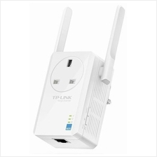 TP-LINK WIFI N 300MBPS RANGE EXTENDER WITH AC PASSTHROUGH (TL-WA860RE)