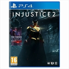 PS4 INJUSTICE 2 R2