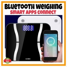 Smart Bluetooth Digital Body Fat/Composition/Weighing Scale Weight BMI