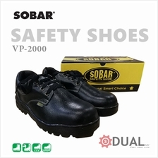 Sobar Industrial Grade Leather Safety Shoes