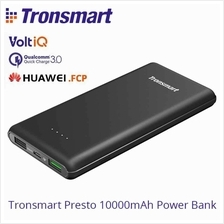 Tronsmart Presto 10000mAh Ultra Slim Quick Charge 3.0 Huawei FCP Power Bank
