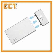 Three Bullets Mini Think 12000mAh Rechargeable Mobile Power Bank