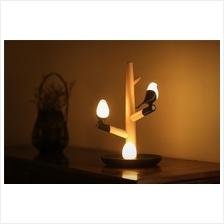 Bird Tree LED Light Detection