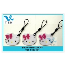 Rewritable Hello Kitty UID IC Card Rfid 13.56 Mhz Uid Changeable
