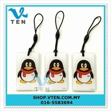 QQ Penguin UID IC Card Rewritable Rfid 13.56 Mhz Uid Changeable