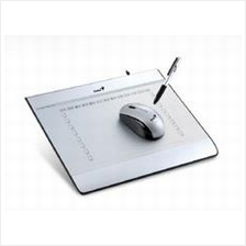 GENIUS MOUSEPEN i608X 6' X 8' GRAPHIC TABLET WITH MOUSE & PEN