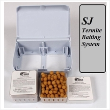 SJ Termite DIY Baiting System - Kill Termites Colony Effectively