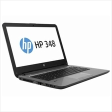 HP Laptop/Notebook 14' 348 G3 Notebook i5-6200U 4GB RAM 500GB-1YW