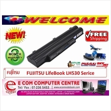FUJITSU LifeBook A530/A531/AH530/LH530/PH520 SERIES LAPTOP BATTERY