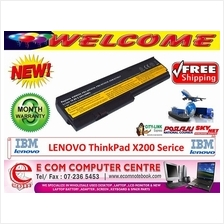 LENOVO THINKPAD X200/X201 SERIES LAPTOP BATTERY