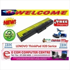 LENOVO THINKPAD X20/X21/X22/X23/X24 SERIES LAPTOP BATTERY