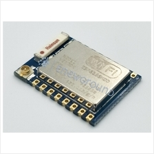 WiFi microcontroller module (ESP8266-07, ESP-07, with breakout board)