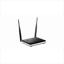 D-LINK WIFI N 300MBPS 3G/4G LTE BROADBAND ROUTER (DWR-116)