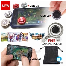 Mobile Mini Joystick Physical Game Rocker Game Stick Controller For iPhone iPa