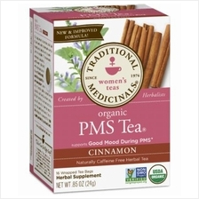 Traditional Medicinals Organic PMS Tea Cinnamon; 16 tea bags