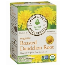 Traditional Medicinals Organic Roasted Dandelion Root; 16 tea bags