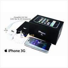 Pre-Owned Original iPhone 3G Full Set Looks Like 95% New Free Gifts!