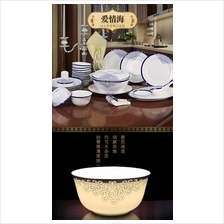 524752973445 Ceramic, bone china tableware 56 pcs set
